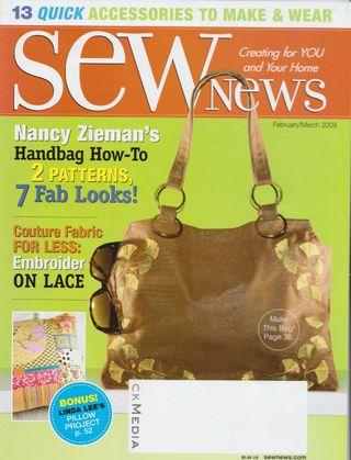 Sew news 1