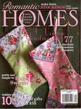 Romantic Homes December 2009