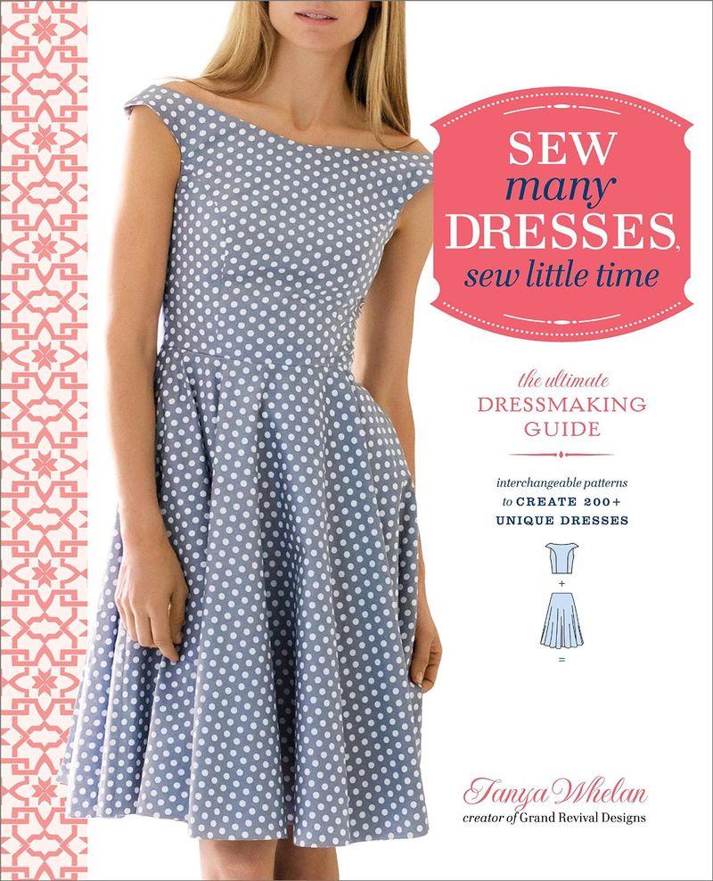 Sew Many Dresses cover