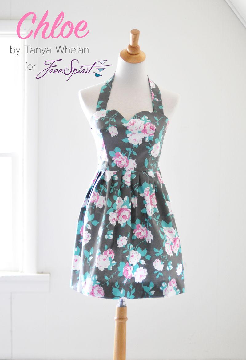 Chloe dress 3