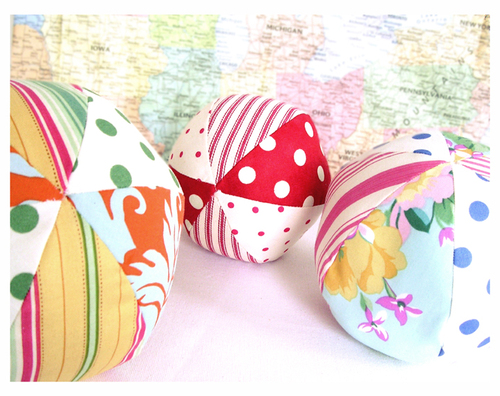 Balls for Babies - Grand Revival Designs